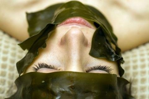 4 of beautiful skin from seaweed
