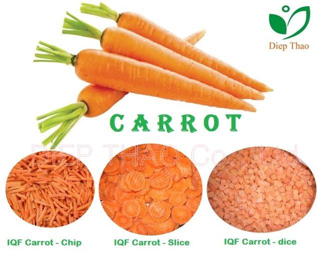 Vietnamese Carrot