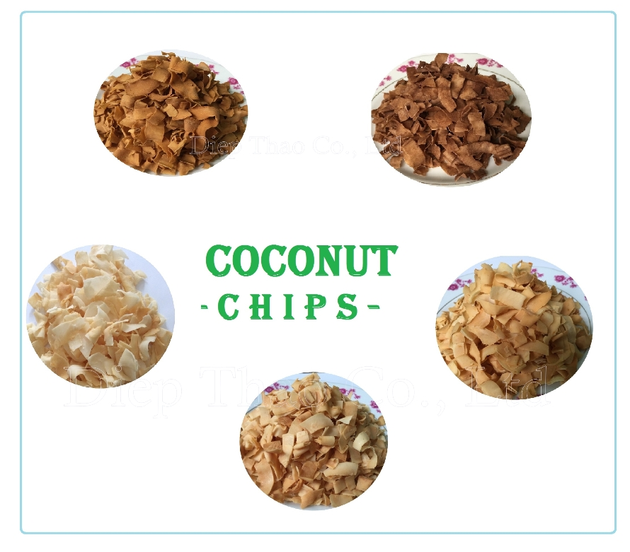 COCONUT CHIP - COCONUT SNACK